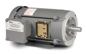 1HP BALDOR 1740RPM 56C XPFC 3PH MOTOR CM7014