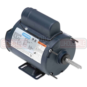 1/2HP LEESON 1750RPM 56YZ TEAO 1PH MOTOR 101176.00