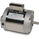 1/2HP LEESON 1800RPM 56C TENV 1PH MOTOR 6439191260