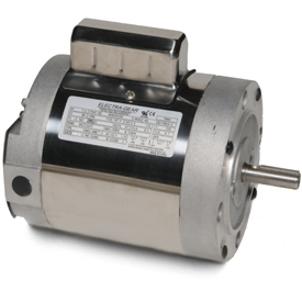 1HP LEESON 1800RPM 56C TENV 1PH MOTOR 6439191262