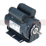 1/2HP LEESON 1625RPM 56 DP 1PH MOTOR 100802.00
