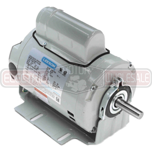 1/2HP LEESON 1625RPM 56 DP 1PH MOTOR 103460.00
