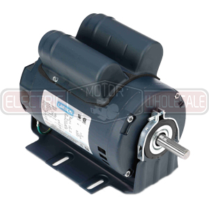 3/4HP LEESON 1625RPM 56H DP 1PH MOTOR 113642.00