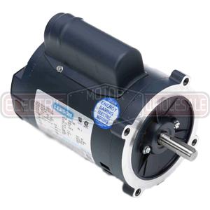 1/2HP LEESON 1625RPM 56C DP 1PH MOTOR 100704.00