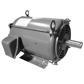 7.5HP LINCOLN 900RPM 256T DP 3PH MOTOR LM28118