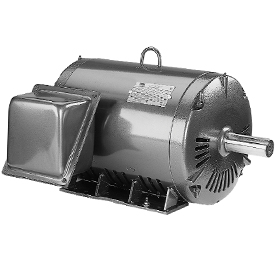 75HP LINCOLN 1750RPM 365T DP 3PH MOTOR LM30652