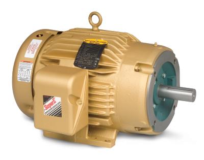 Baldor P25g7404 15hp 3520rpm 254tc Tefc 3ph Motor