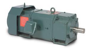50HP BALDOR 1750RPM 2512ATZ DPG-FV 500VDC MOTOR D5050RS-BV