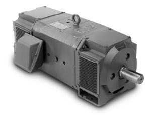 7.5HP BALDOR 1750RPM 1811ATZ DPG 240VDC MOTOR D2007R