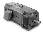 50HP BALDOR 1750RPM 2512ATZ DPG 500VDC MOTOR D5050R