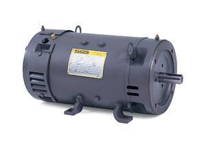 5HP BALDOR 1750RPM L186ATC DPFG 240VDC MOTOR CD2005P-2