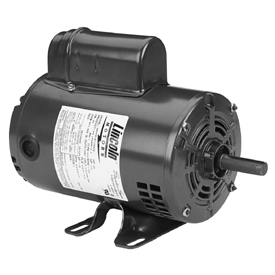 1.5HP LINCOLN 3450RPM 143T DP 1PH MOTOR LM24676