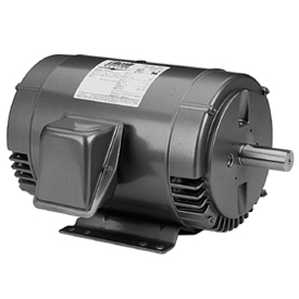 5HP LINCOLN 3450RPM 184T DP 1PH MOTOR LM24681
