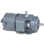 5HP BALDOR 1750RPM 184TC TEBC 3PH MOTOR ZDM3665T