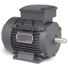 1HP BALDOR 1710RPM D80 TEFC 3PH MOTOR MM5550