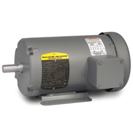 1HP BALDOR 3450RPM D80 TEFC 3PH MOTOR MM3545