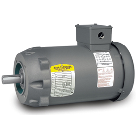 5HP BALDOR 1450RPM D112MC TEFC 3PH MOTOR MVM3615C-50