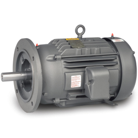 15HP BALDOR 1450RPM D160MD TEFC 3PH MOTOR MVM2333D-50