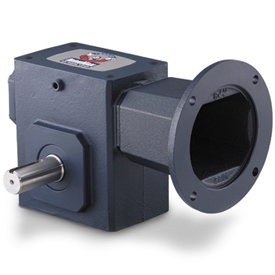 GROVE GRL-BM821-40-L-56 RIGHT ANGLE GEAR REDUCER GRL8210044