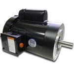 1HP LEESON 1725RPM 143TC 115V 1PH HI-TORQUE MOTOR 122104.00