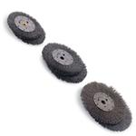 "BALDOR 6"" WIRE BRUSH WHEEL W64"
