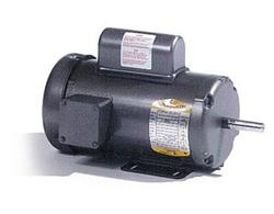 1.5HP BALDOR 3450RPM 56/56H TEFC 1PH MOTOR L3513