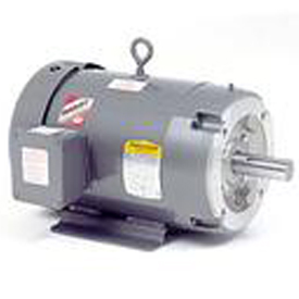15HP BALDOR 3450RPM 215TC TEFC 3PH MOTOR CM3713T