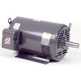 Frame 182T Baldor EM3211T 3-Phase 3 HP 1765 RPM OPSB Electric AC Motor