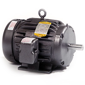 20HP BALDOR 3450RPM 256T TEFC 3PH MOTOR M4106T