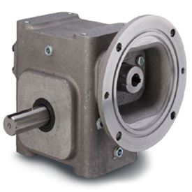 ELECTRA-GEAR EL-BMQ818-100-L-48 ALUMINUM RIGHT ANGLE GEAR REDUCER EL8180228