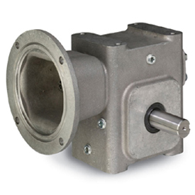 ELECTRA-GEAR EL-BM813-7.5-D-48 ALUMINUM RIGHT ANGLE GEAR REDUCER EL8130134