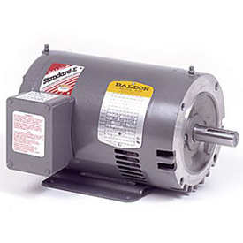 7.5HP BALDOR 3450RPM 184TC OPSB 3PH MOTOR CM3219T