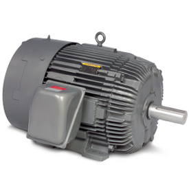 50HP BALDOR 1765RPM 326T TEFC 3PH MOTOR M4115T