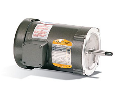 Jm3555 baldor 2hp motor 34a063 0284 for 20 hp single phase motor