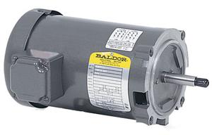 3/4HP BALDOR 3600RPM 56J OPEN 208-230/460V 3PH MOTOR JM3111