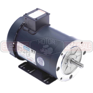 1HP LEESON 1725RPM 56HC TEFC 1PH MOTOR 117703.00