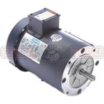 1HP LEESON 1725RPM 56C TEFC 1PH MOTOR 117706.00