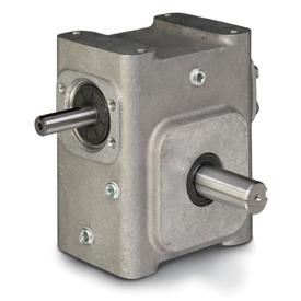 ELECTRA-GEAR EL-B824-80-D ALUMINUM RIGHT ANGLE GEAR REDUCER EL8240035