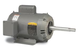 3HP BALDOR 3450RPM 182JP OPEN 1PH PUMP MOTOR JPL1406T