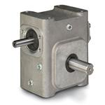ELECTRA-GEAR EL-B826-25-D ALUMINUM RIGHT ANGLE GEAR REDUCER EL8260030
