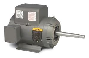 3HP BALDOR 1725PM 182JP OPEN 1PH PUMP MOTOR JPL1408T