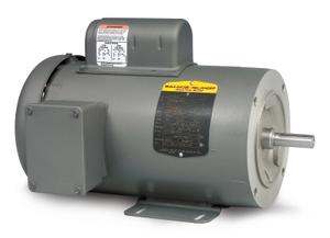 1/2HP BALDOR 1725RPM 56C TEFC 1PH MOTOR CL3504