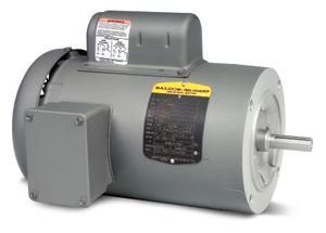 1/2HP BALDOR 3450RPM 56C TEFC 1PH MOTOR VL3503