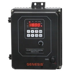 KBDA-45 3HP NEMA 4X VFD 380/460VAC 3PH INPUT 9659
