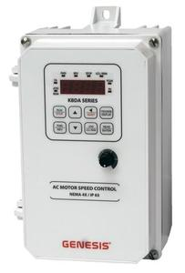 KBDA-42 1HP NEMA 4X VFD 460VAC 3PH INPUT 9764