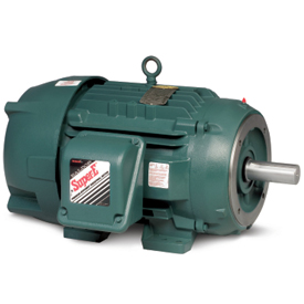 5HP BALDOR 1750RPM 184TC TEFC 3PH MOTOR CECP3665T