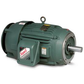 2HP BALDOR 3450RPM 145TC TEFC 3PH MOTOR VECP3586T-4