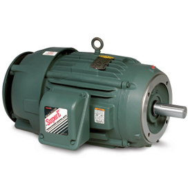 2HP BALDOR 1755RPM 145TC TEFC 3PH MOTOR VECP3587T-4