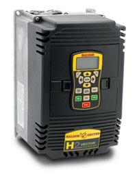 BALDOR VS1GV250-1B 50HP 230VAC Vector Drive