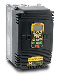 BALDOR VS1GV55-1B 5HP 230VAC Vector Drive